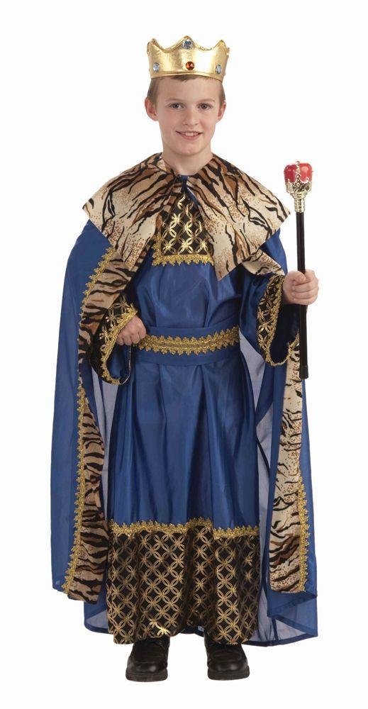 Синий костюм короля (40) - Исторические костюмы, р.40