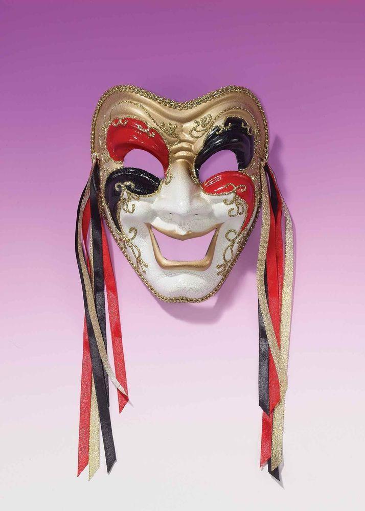 Разноцветная маска комедия - Карнавальные маски