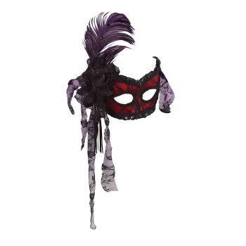 Маска на глаза для танцовщицы - Карнавальные маски