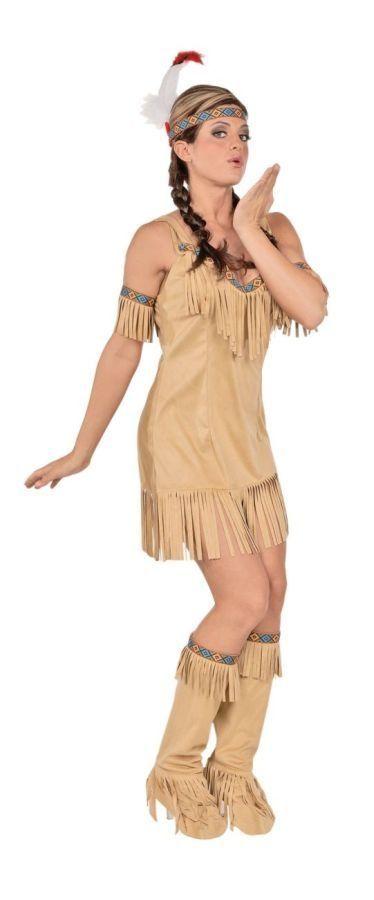Костюм прекрасной индейской принцессы (44)