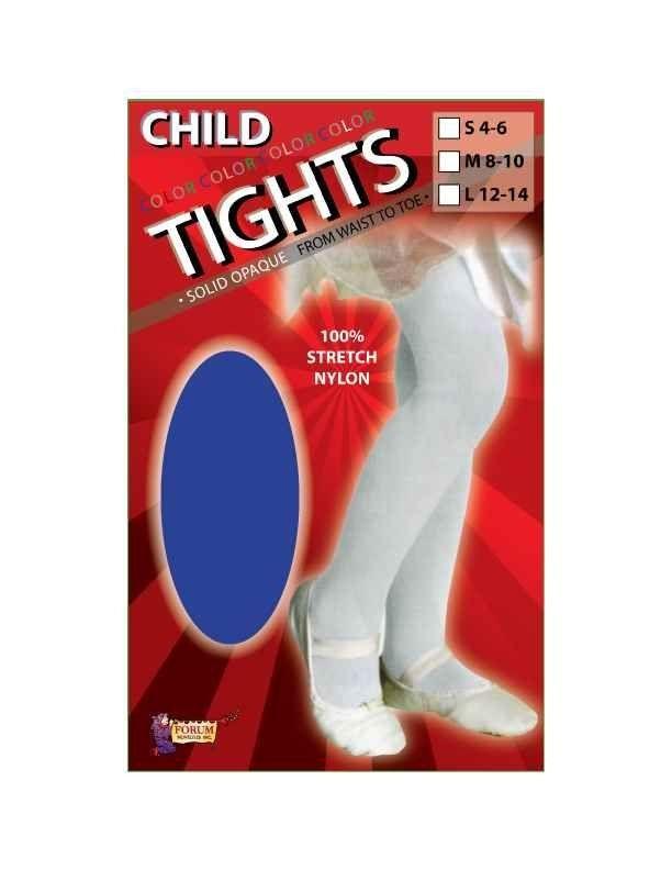 Детские колготки синие (32-34) - Чулки и колготки, р.32-34