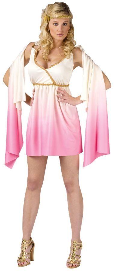 Костюм Богини любви розовый (48) - Исторические костюмы, р.48