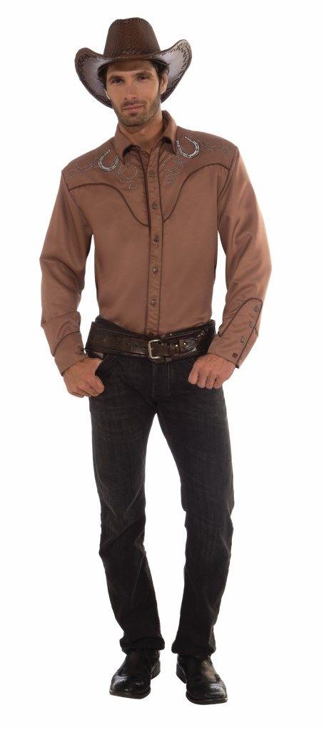 Ковбойская рубашка (52-54) - Исторические костюмы, р.52-54