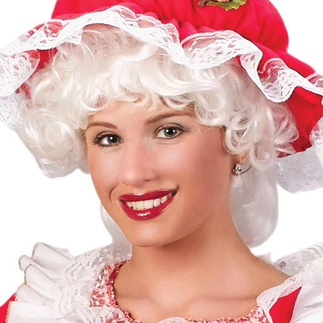 Кудрявый парик пепельной блондинки (UNI) - Парики и волосы