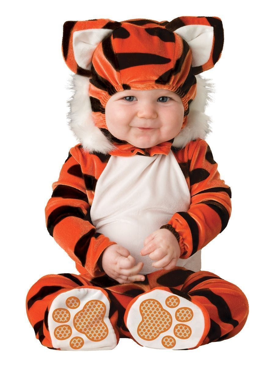 цена Костюм милого тигренка детский (26) онлайн в 2017 году