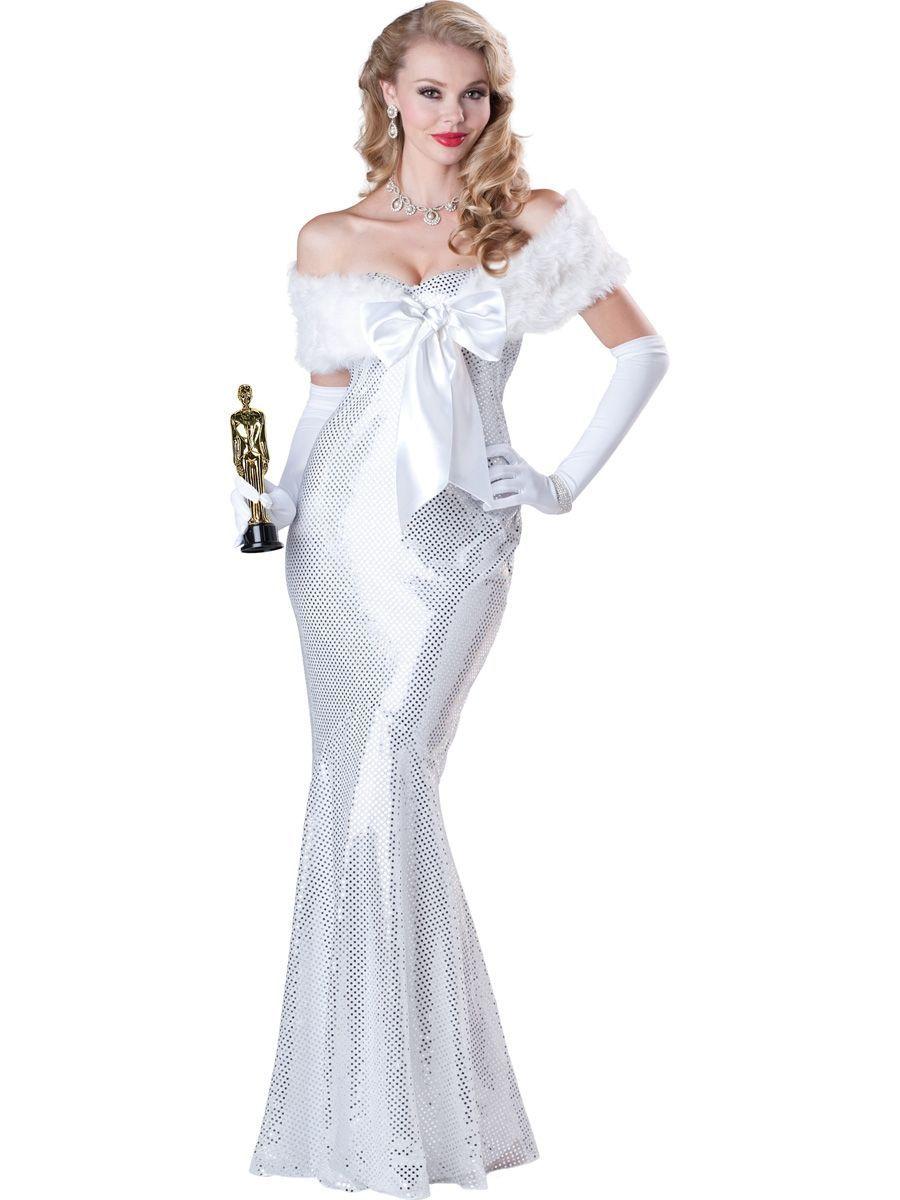 Костюм победительницы Оскар (42)