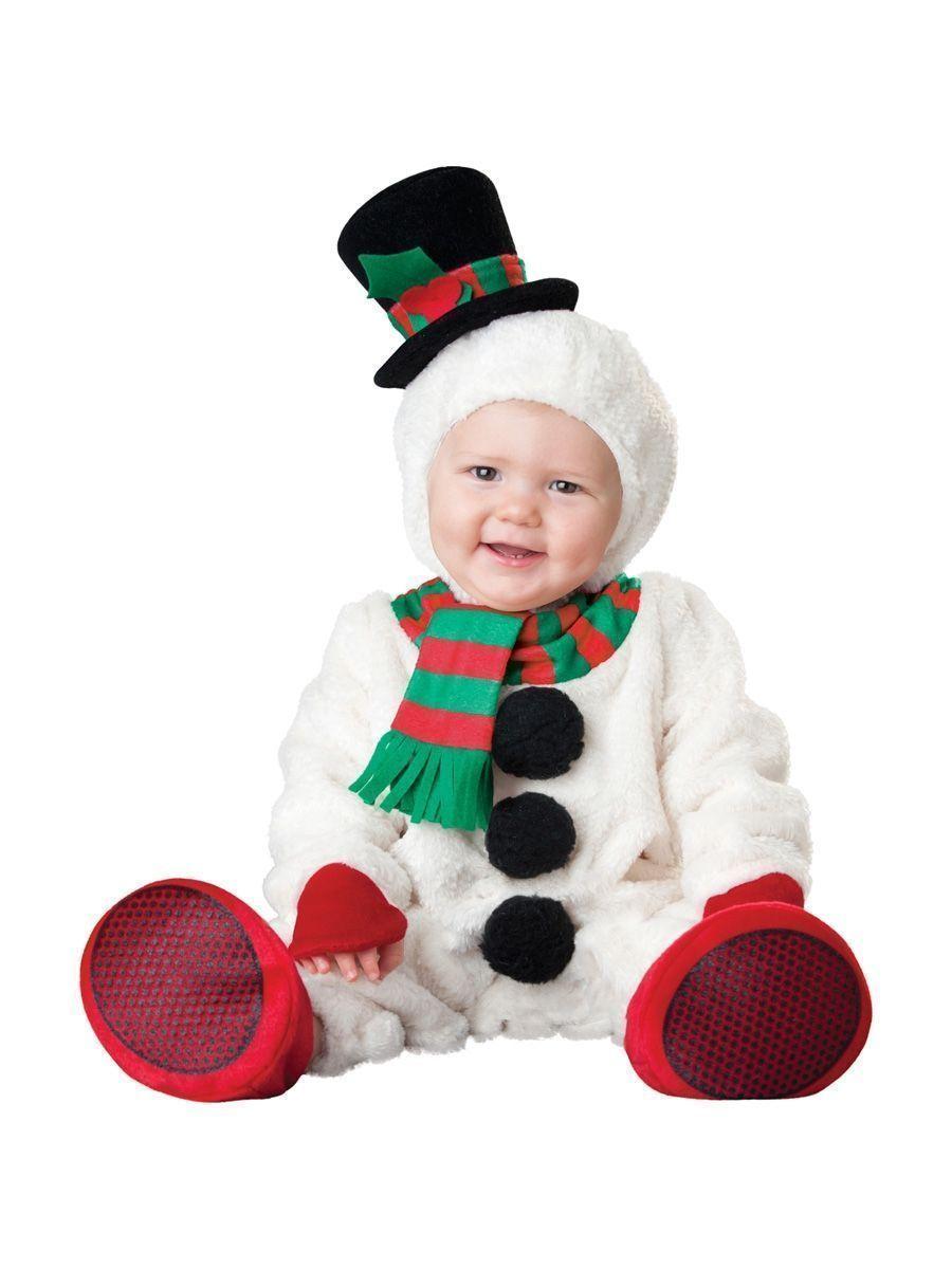 Костюм снеговичка (L) - Новогодние костюмы