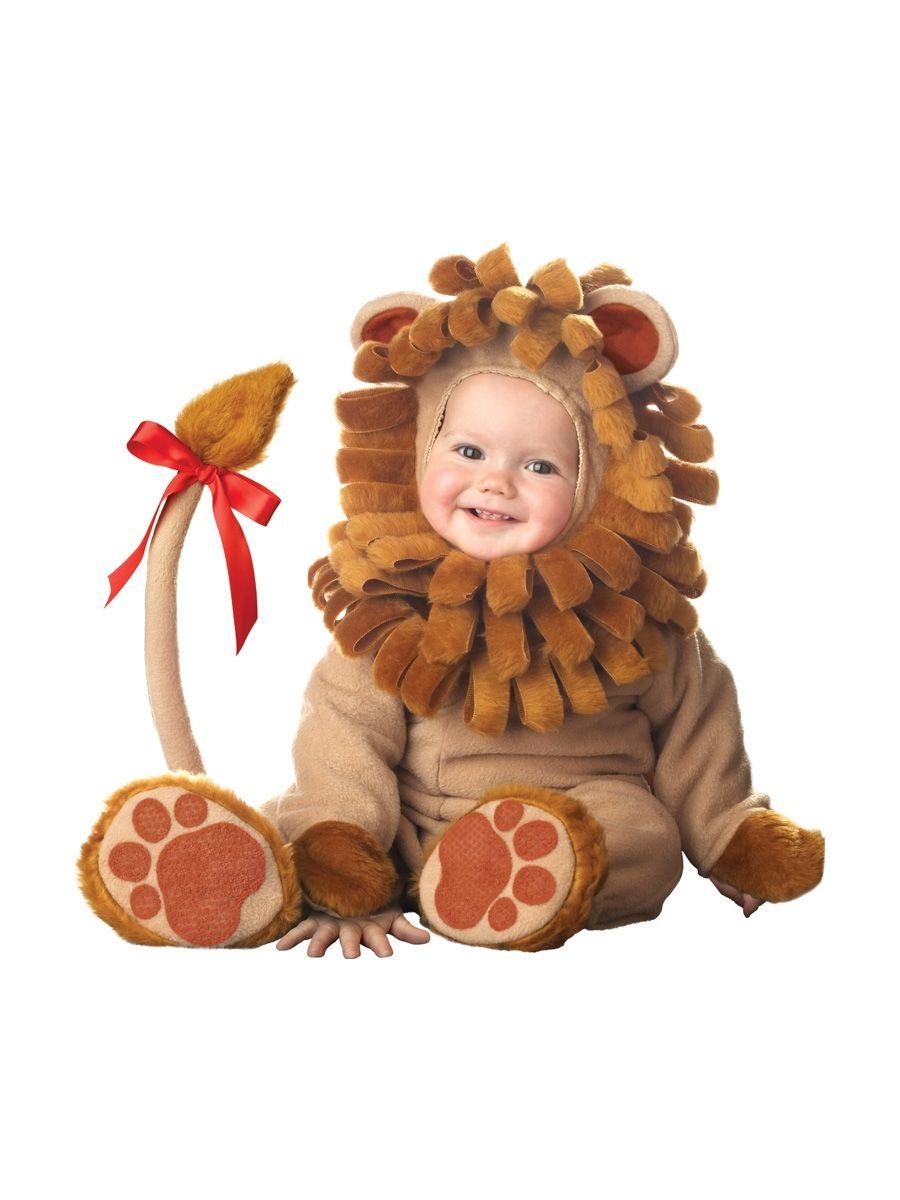 Костюм забавного львенка (L) - Животные и зверушки