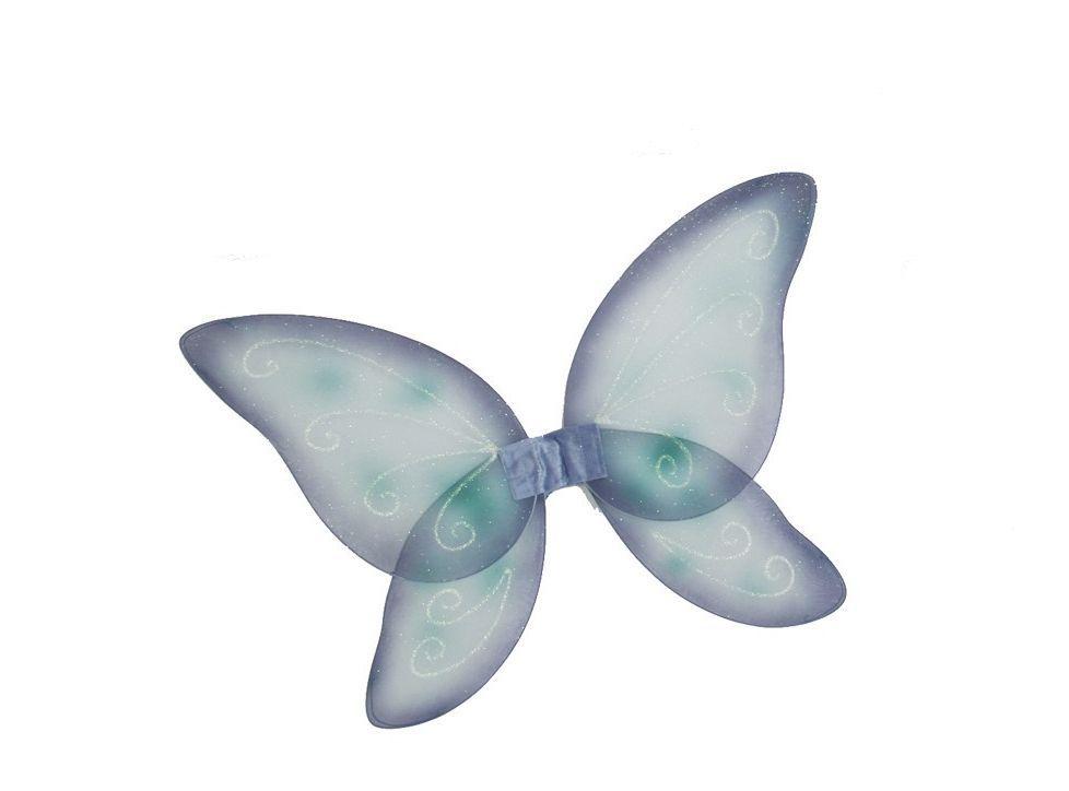 Сине-зеленые сказочные крылья (UNI) крылья для старк луна