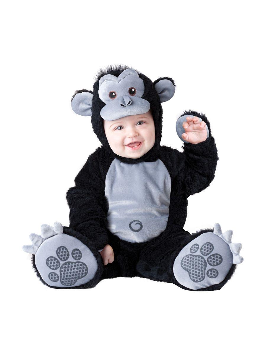 Костюм гориллы детский (M) - Киногерои