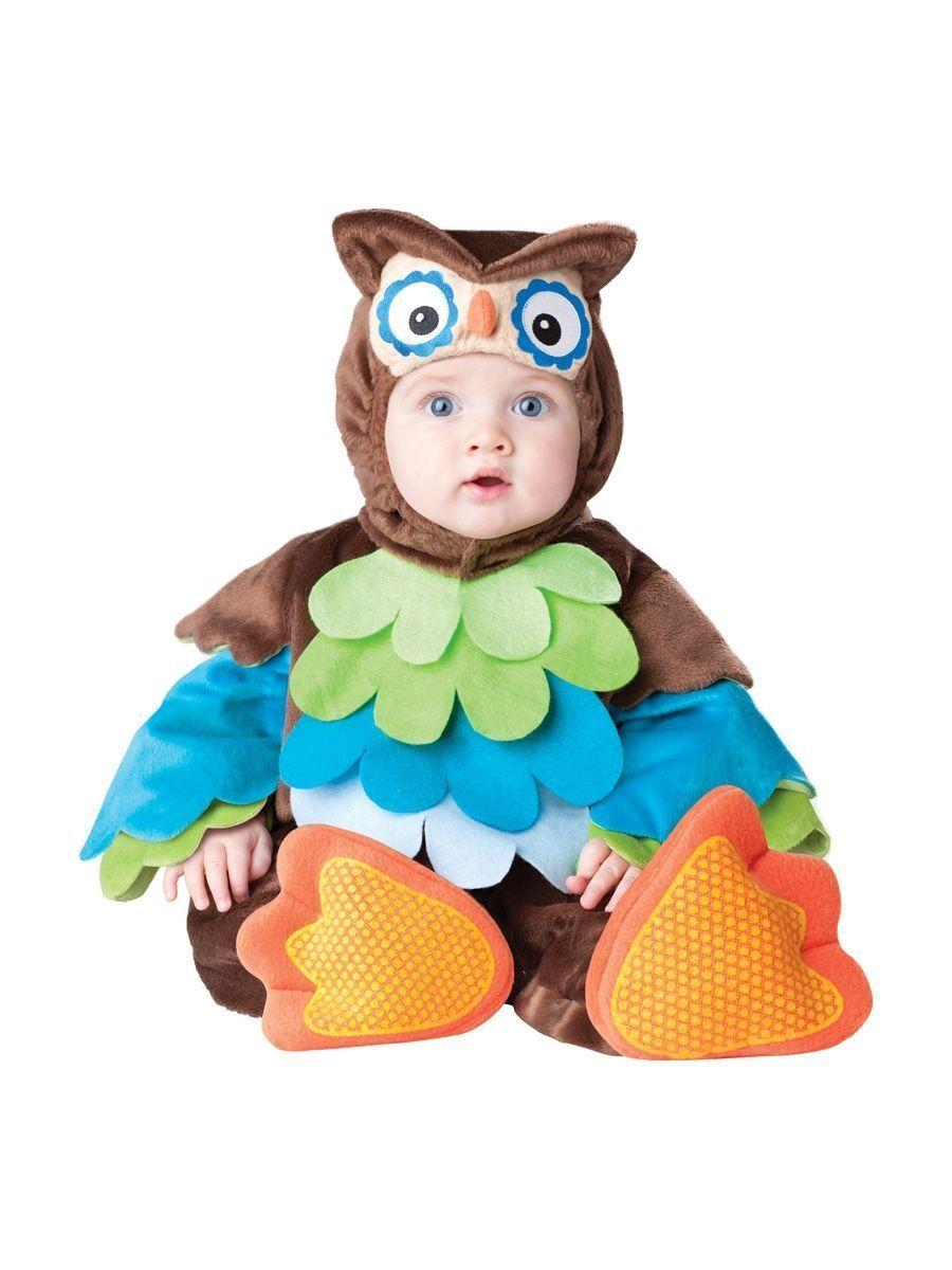 Костюм совы детский (L) - Животные и зверушки
