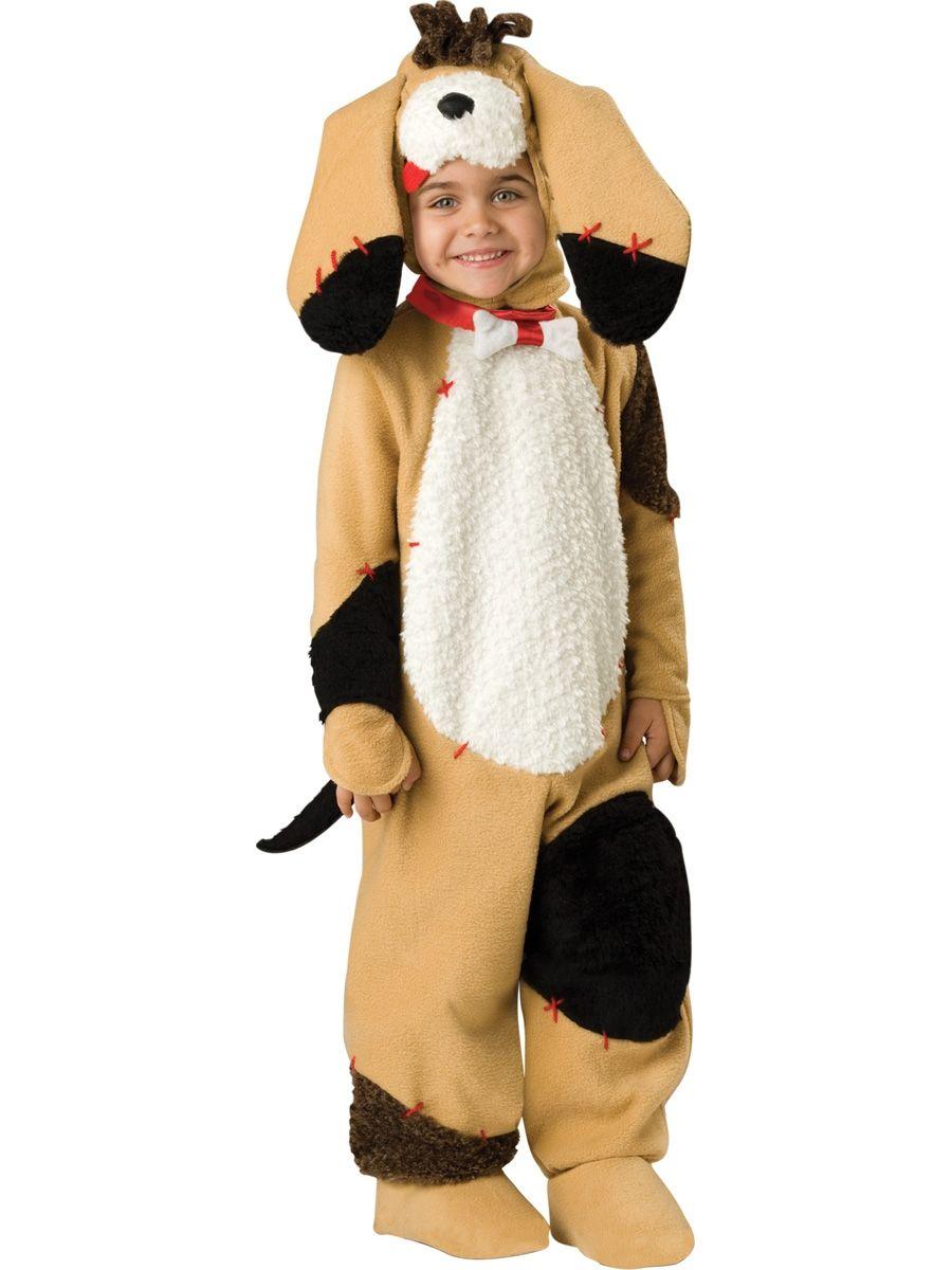 Костюм доброго плюшевого щеночка (XS) - Животные и зверушки