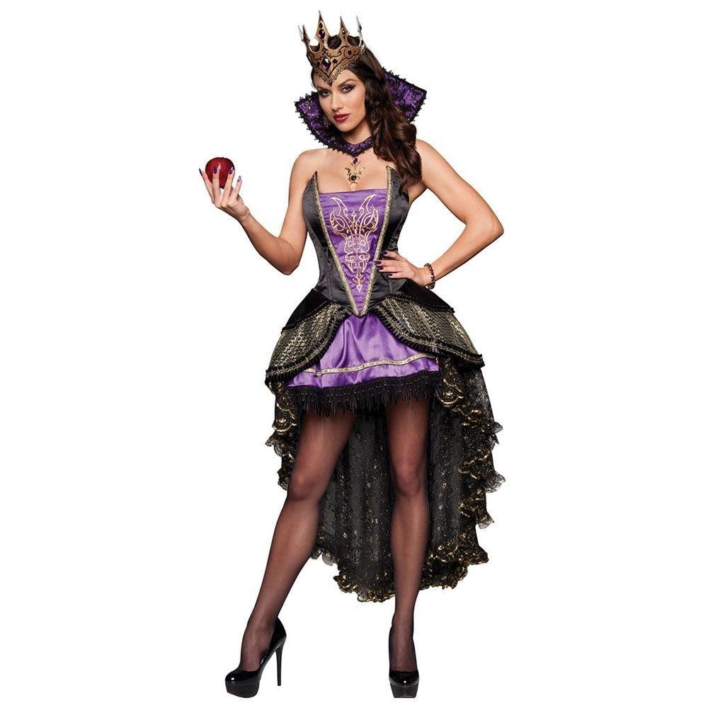 Костюм злой королевы Гримхильды (46) - Сказочные герои, р.46