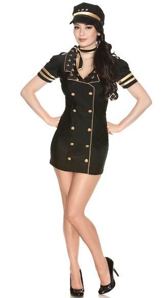Классический костюм стюардессы (44)