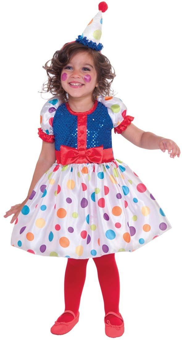 Костюм маленькой клоунессы (28) где можно платье или костюм в полевском