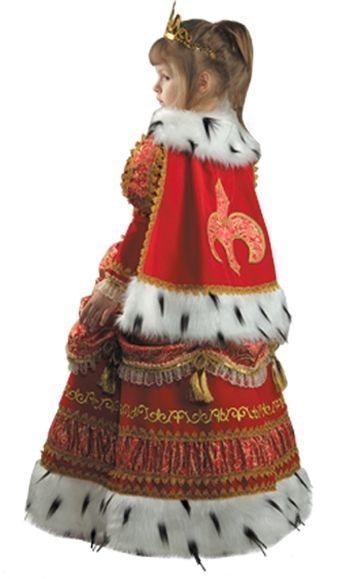 Карнавальный костюм Величавая Царица (30) от Vkostume