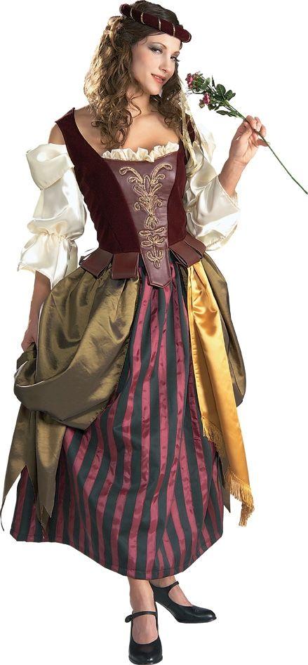 Костюм красавицы эпохи Ренессанса (52) где в новочебоксарске костюм восточной красавицы детский