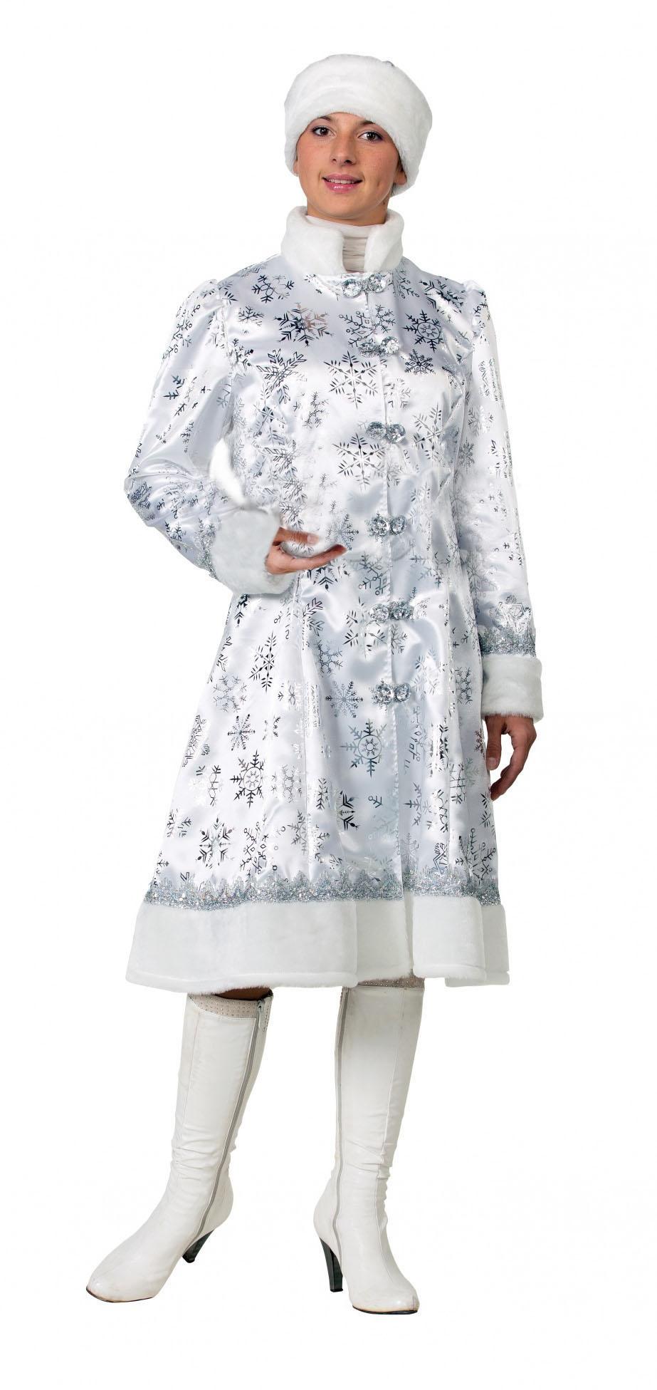 Карнавальный костюм Статная Снегурочка (50) от Vkostume