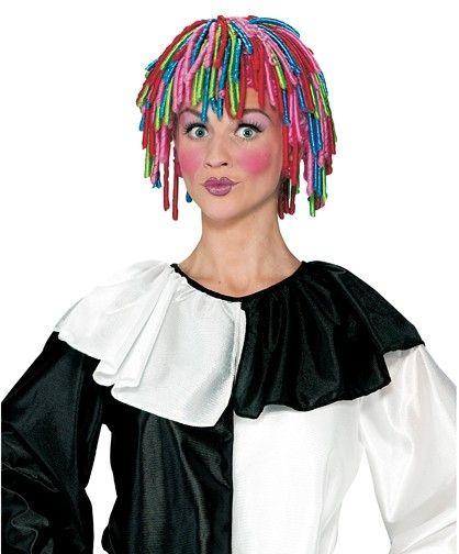 Парик ярких дредов парик для волос