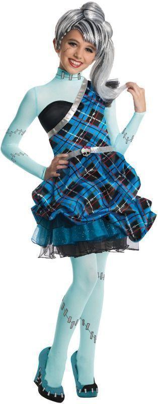 все цены на Костюм Фрэнки Штейн из Monster High (28)