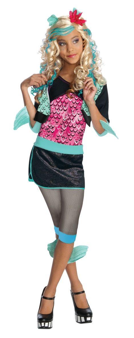 Костюм Лагуны Блю из Monster High (S) - Сказочные герои