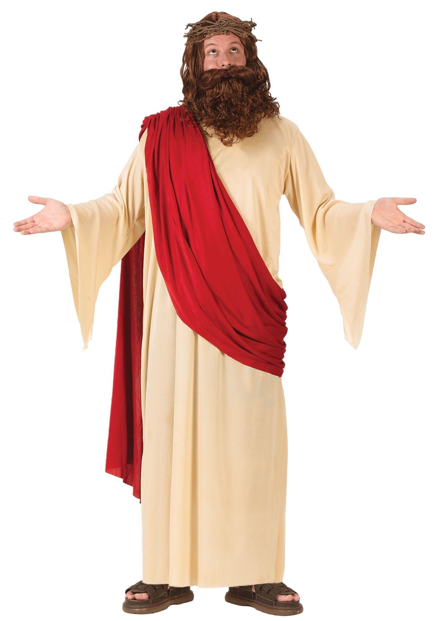Костюм Иисуса (42-52) костюм безумца в маске 42 52