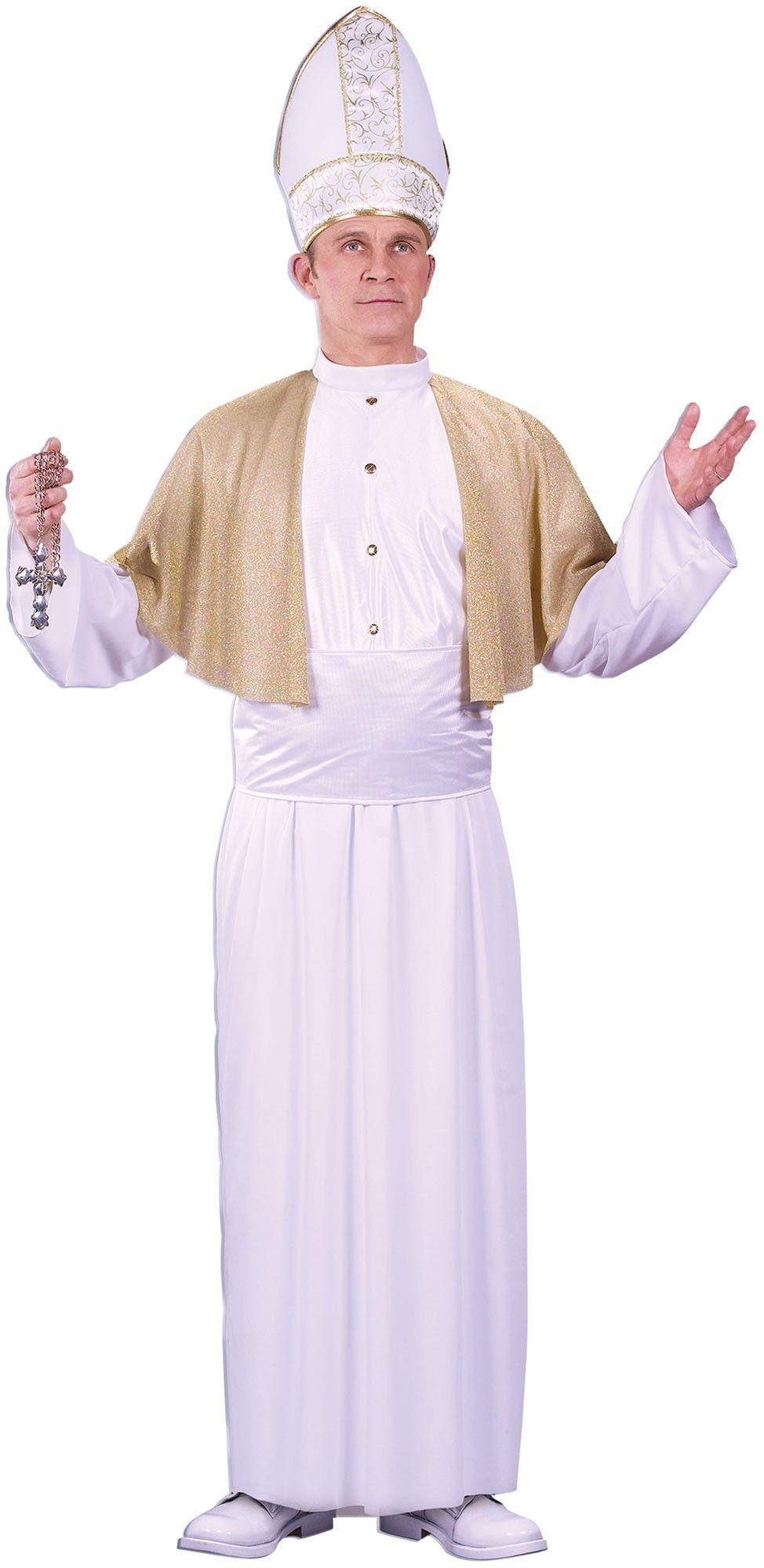 Белый костюм первосвященника (48) от Vkostume