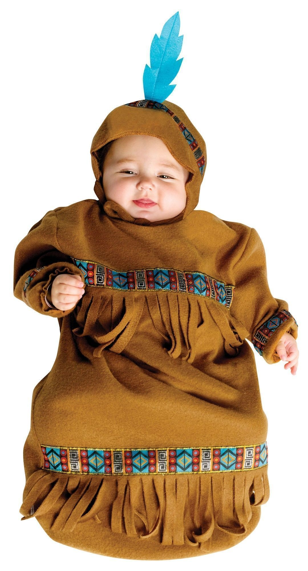 Костюм индейского ребенка (30)