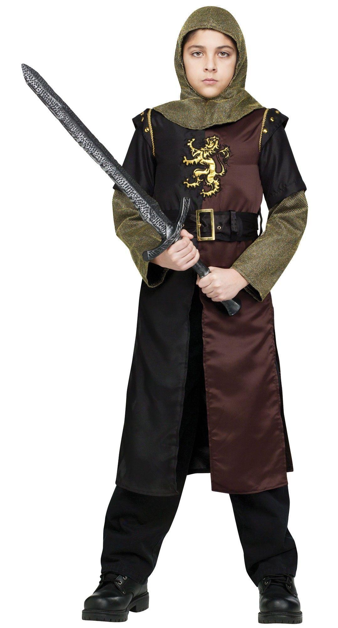 Детский костюм доблестного рыцаря (32-34) костюм доблестного рыцаря 50 52