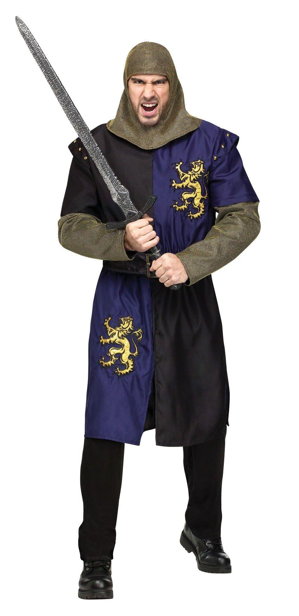 Костюм рыцаря эпохи Ренессанса (42-52) костюм доблестного рыцаря 50 52