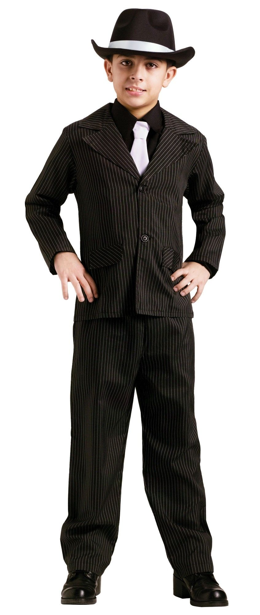 Детский костюм грозного гангстера (34) - Ретро, р.34