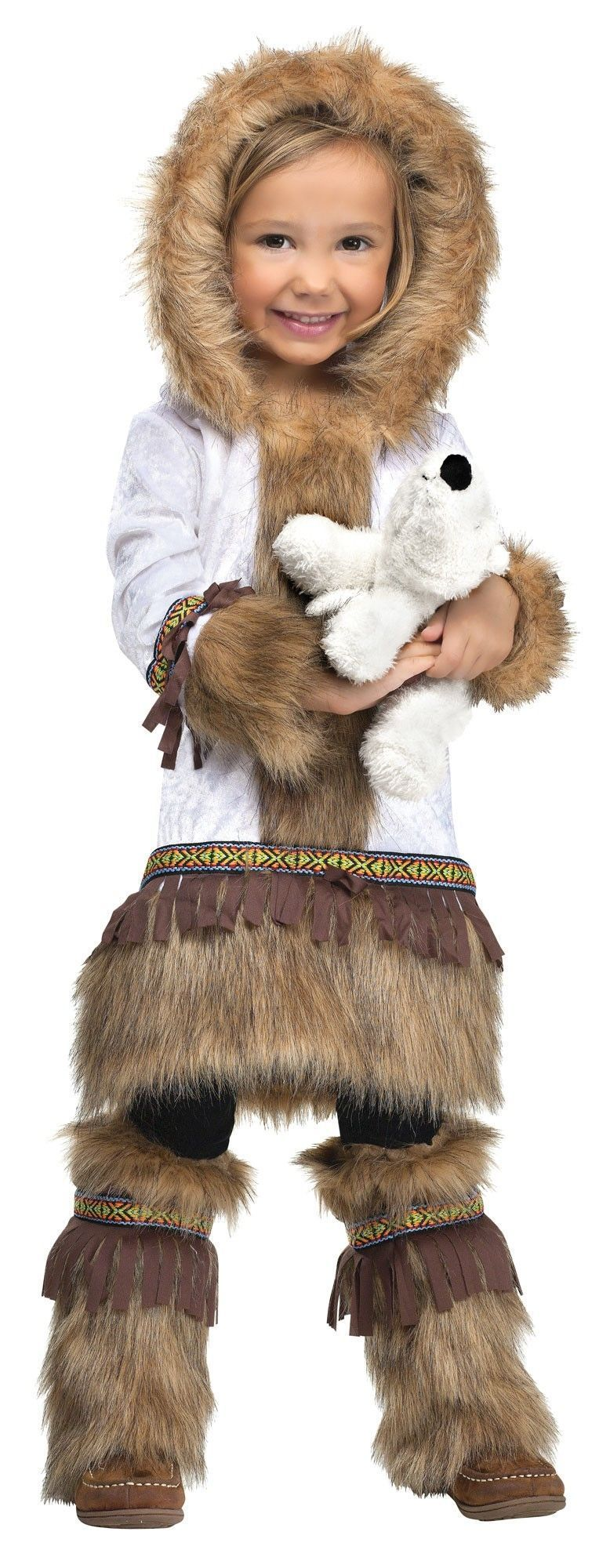 Костюм малышки эскимоски (30) костюм малышки лейлы 34