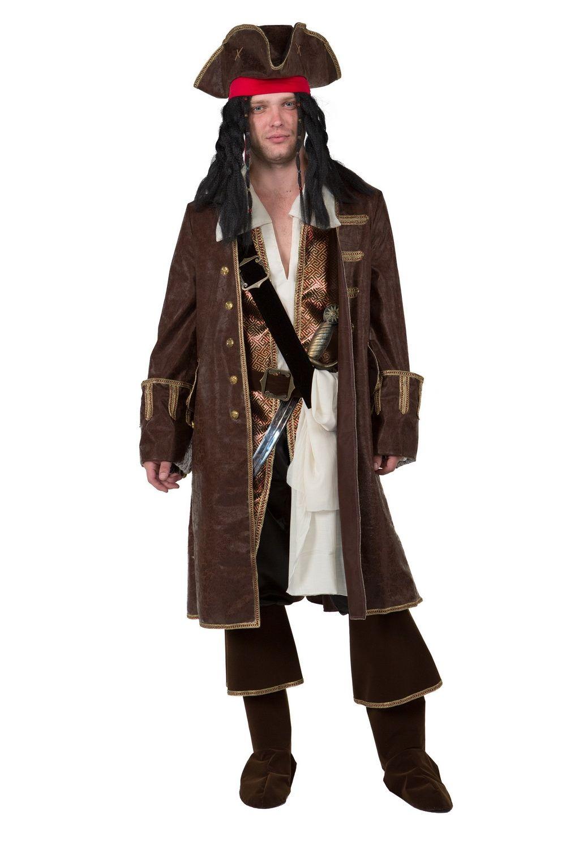 Классический костюм Джека Воробья (48) от Vkostume