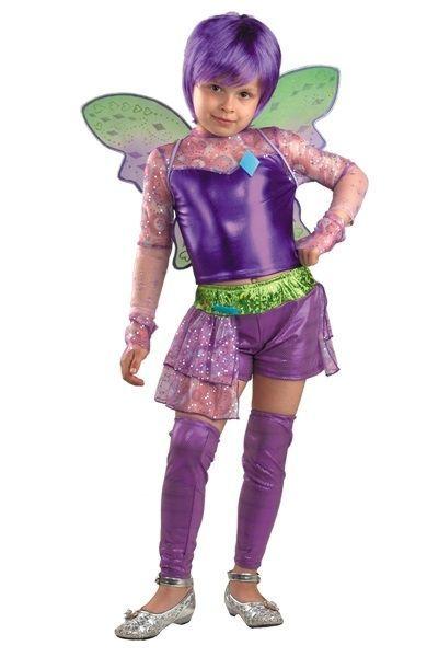 Костюм малышки Техны (34) детский костюм озорного клоуна 34