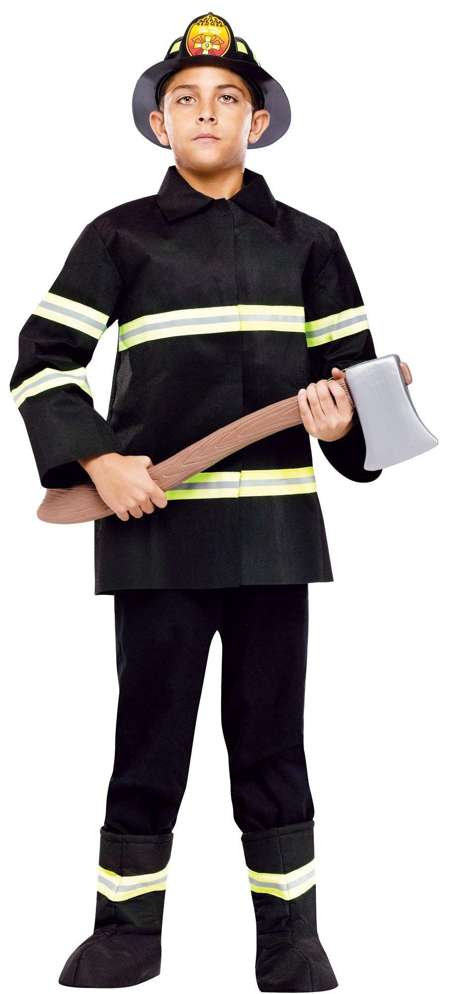 Детский костюм начальника пожарного (34-38) детский костюм озорного клоуна 34