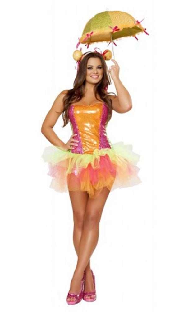 Костюм Красочной милашки клоуна (46-48) костюм озорного клоуна 42 48