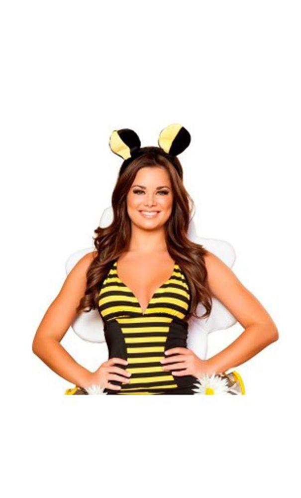 Цветок пчелки Дейзи от Vkostume