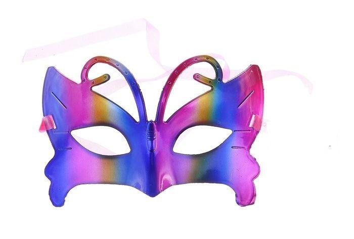 Карнавальная маска мотылька от Vkostume