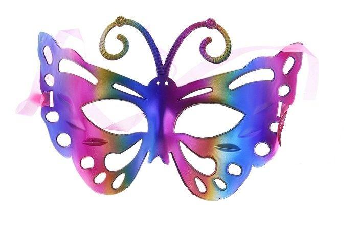 маска для бабочки
