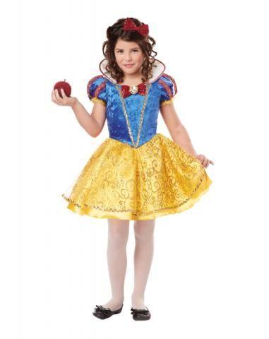 Детский костюм Белоснежки Deluxe (34) от Vkostume