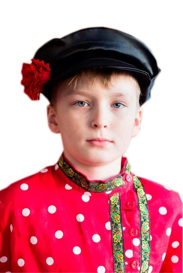 Как сделать картуз для русского народного костюма