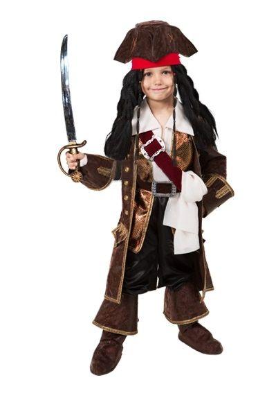 Детский костюм Джек Воробей (38) - Киногерои, р.38