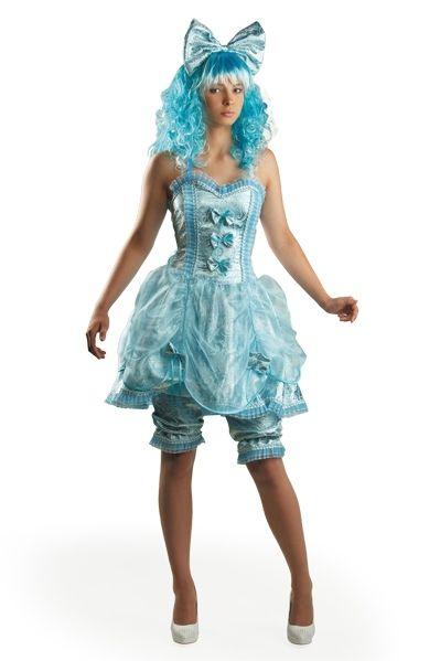 Костюм Мальвины с париком (48) детский костюм девочки мальвины 28