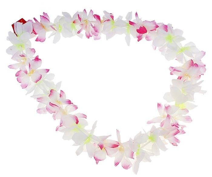 Трехцветное гавайское ожерелье - Национальные костюмы