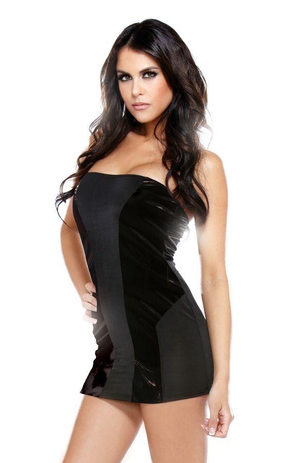 Платье с вставками с доставкой