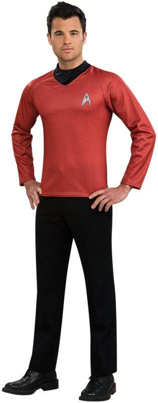 Купить со скидкой Рубашка Скотти Star Trek (48-50)