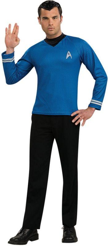 Рубашка Спока Star Trek (54) - Герои видеоигр, р.54