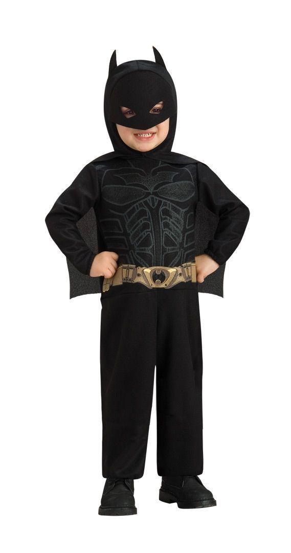 Детский костюм мужественного Бетмена (26)