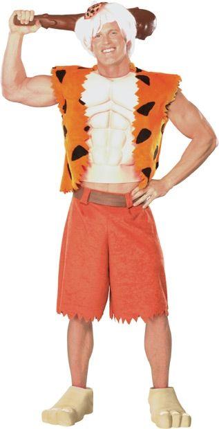 Костюм Бамм-Бамм Раббл Flintstones (48-52) жилет спасательный плавсервис hunter цвет оранжевый размер 48 52 вес до 80 кг