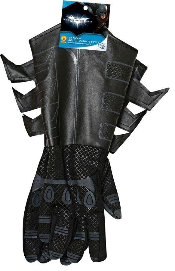 Детские перчатки Бэтмена черные (UNI) детские перчатки авроры uni